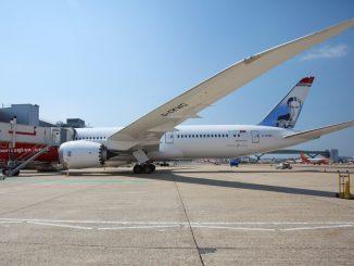 "Norwegian Boeing 787 ""Shackleton"" (Image: Norwegian)"