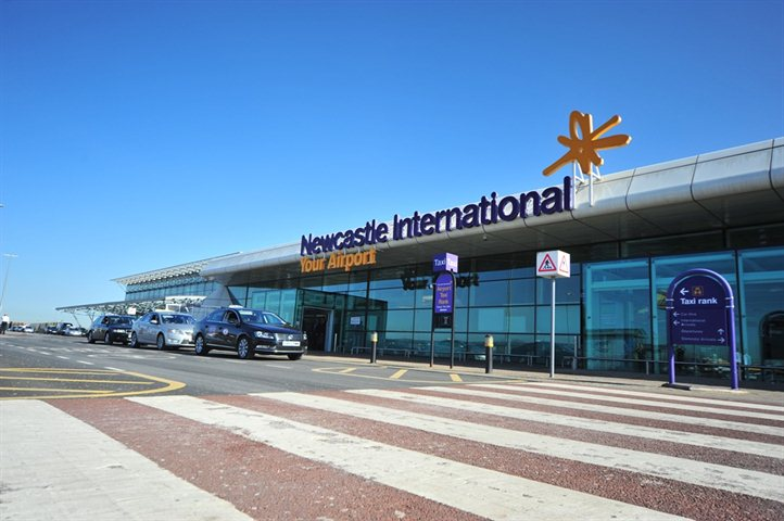 newcastle-airport
