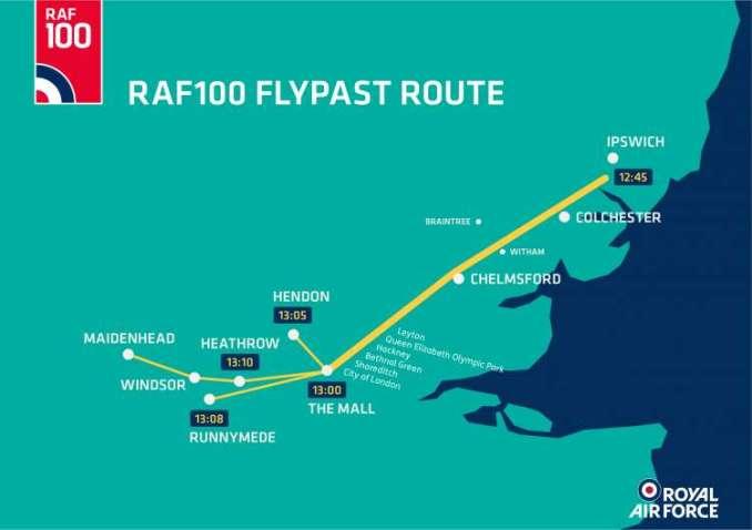 raf100-route