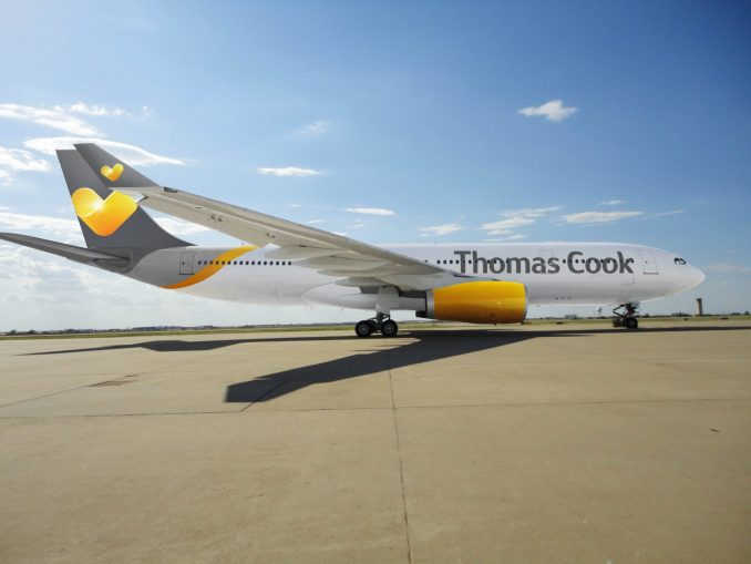 Thomas Cook A330 (Image: Thomas Cook)