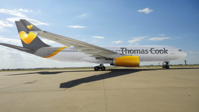 Thomas Cook A330 (Image: Thomas Cook)