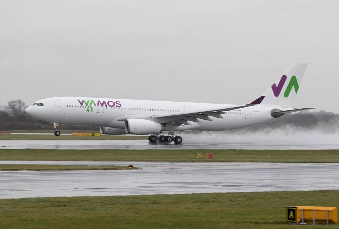 A Wamos A330 (Image: Russell Lee/CC BY-SA 2.0)