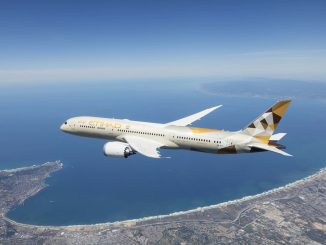 Etihad Airways Boeing 787-9 Dreamliner (Image: Etihad)