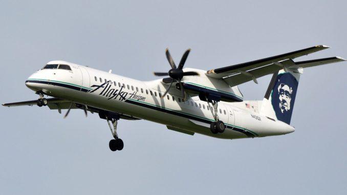 Horizon Air Dash 8-Q400 (Image: Eric Salard/CC BY-SAS2.0)