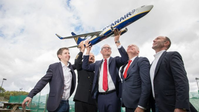 Ryanair Launches Major Pilot Training Programme In Cork