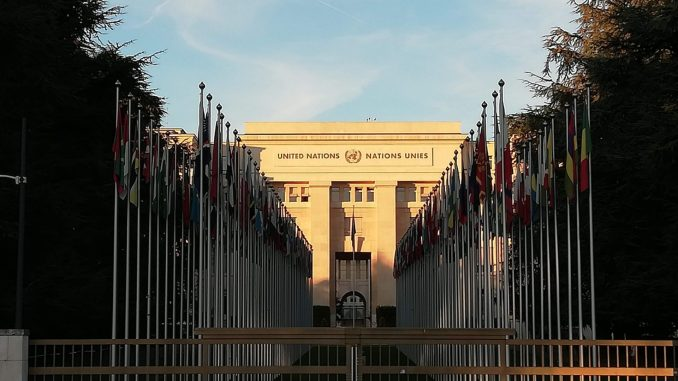 The Palace of the United Nations