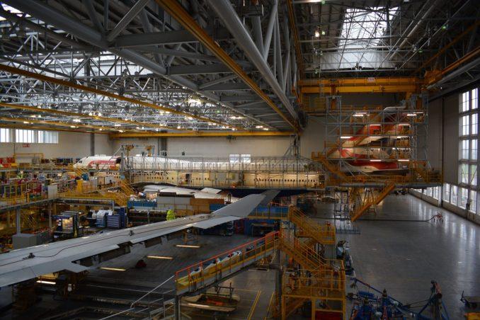 British Airways Maintenance Cardiff