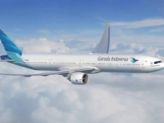 Garuda Indonesia Boeing 777 (Image: GI)