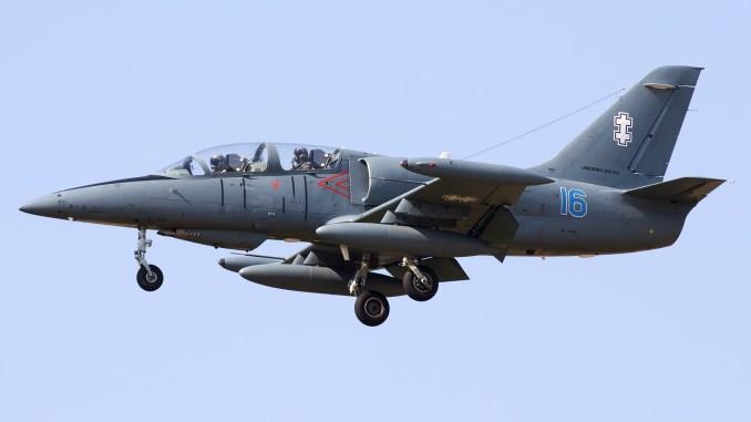L-39 Albatros (Image: Shaun Schofield)