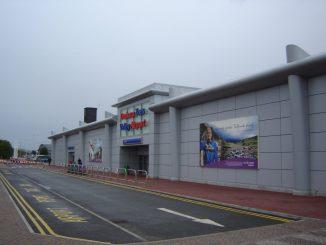 Durham Tees Valley Airport (Image: Adam Brookes/CC BY-SA3.0)