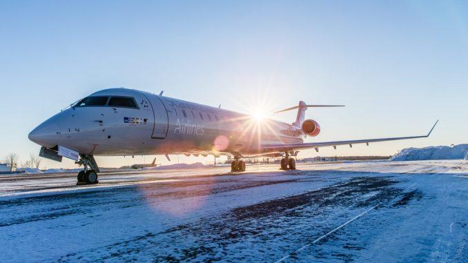 Cityjet CRJ900