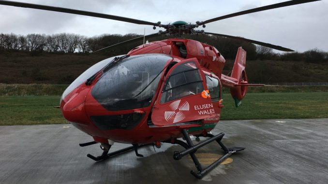 An Airbus Helicopter in use with Wales Air Ambulance (Image: Aviation Media Co.)