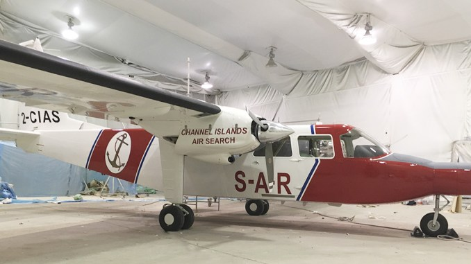 Channel Islands Air Search (Image: CI Air Search)