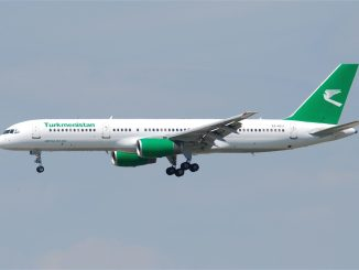 Turkmenistan Airlines Boeing 757-200 (Image: Aero Icarus CC BY-SA2.0)