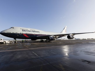 British Airways New Livery. (Image: Chris Bellew /Fennell Photography/British Airways)