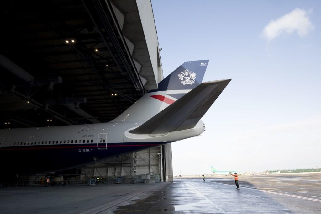 British Airways New Livery. (Image: Chris Bellew /Fennell Photography/British Airways)