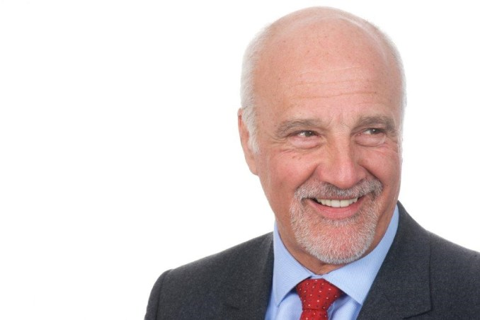 Keith Ludeman, New Chairman of London Luton Airport