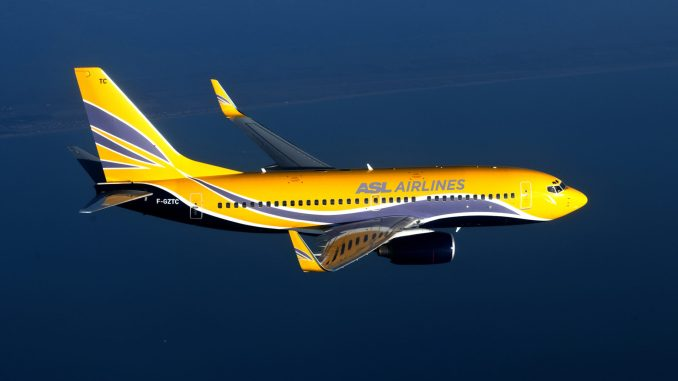 ASL Boeing 737-700