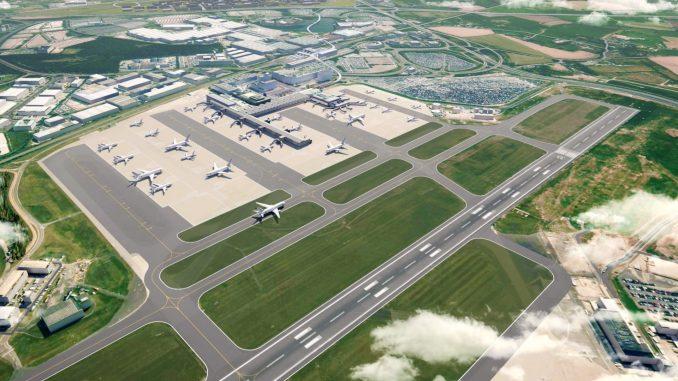 Birmingham Airport Master Plan (Image: BHX)