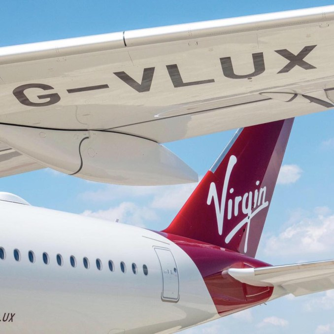 The wings for Virgin Atlantic's first Airbus A350XWB are made in Broughton, North Wales