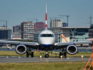 BA Cityflyer Embraer E-Jet E190 G-LCYR at London City Airport (Image: Aviation Media Agency)
