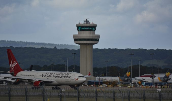 London Gatwick Airport (Image: TransportMedia UK)