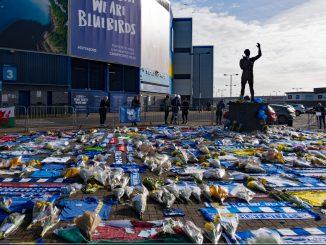 Cardiff City Tributes to Emiliano Sala