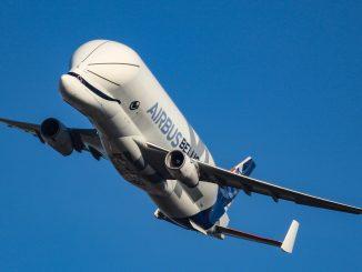 Airbus BelugaXL (Image: TransportMediaUK)