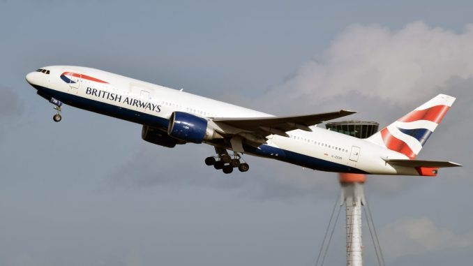 G-ZZZC's sister ship, ZZZB gets airbourne from London Heathrow (File Image/Aviation Media Agency)