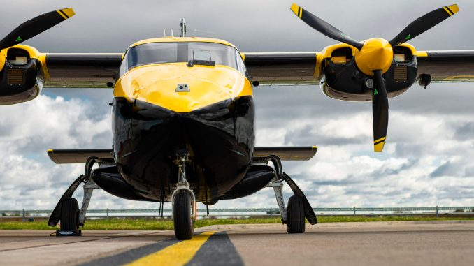 NPAS Fixed-Wing Aircraft