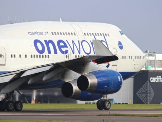 British Airways Boeing 747-400 Oneworld at Cardiff Airport (Image: Aviation Media Agency)