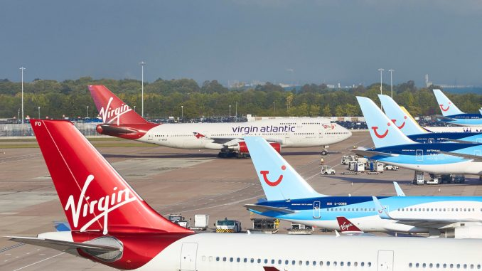 Manchester Airport File Image (Hufton & Crow)