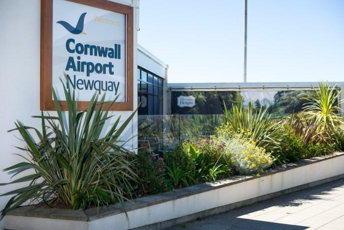 Cornwall Newquay Airport