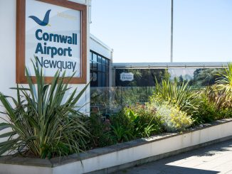 Cornwall Newquay Airport