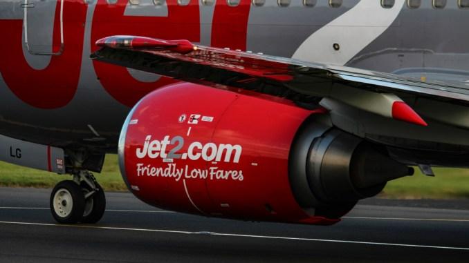 Jet2 Boeing 737