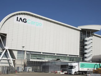 IAG Cargo Facility at Heathrow Airport