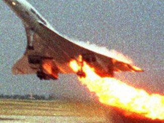 Concorde flight AF4590 Wikimedia Commons