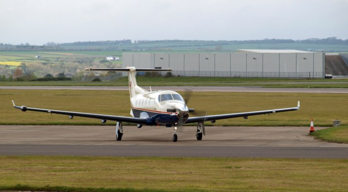 A Pilatus PC12 (File image/TransportMedia UK)