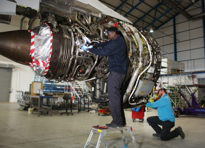 Caerdav has signed an exclusive agreement with aviation manpower and engineering specialists, JMC Group