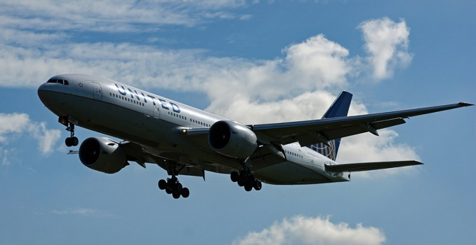 United Airlines Boeing 777 (File Image)