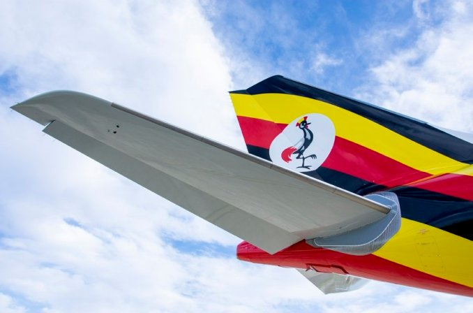 Uganda Airlines A330 tail could soon be seen in London