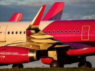 A Wizz Air A321 (Image:Mark Parsons)