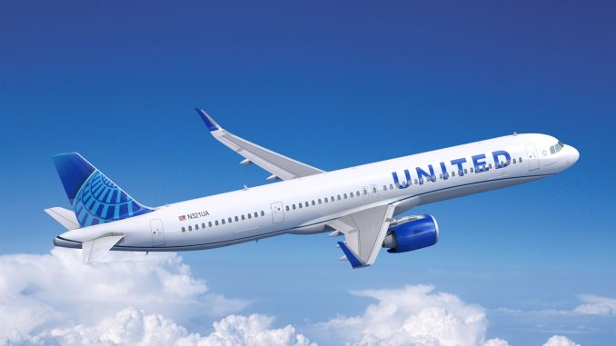 A321neo United Airlines (Fixion/Airbus)