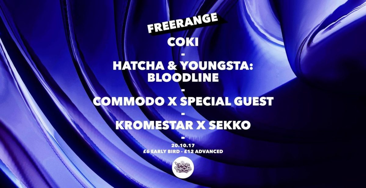 Coki / Youngsta & Hatcha / Commodo / Kromestar b2b Sekko