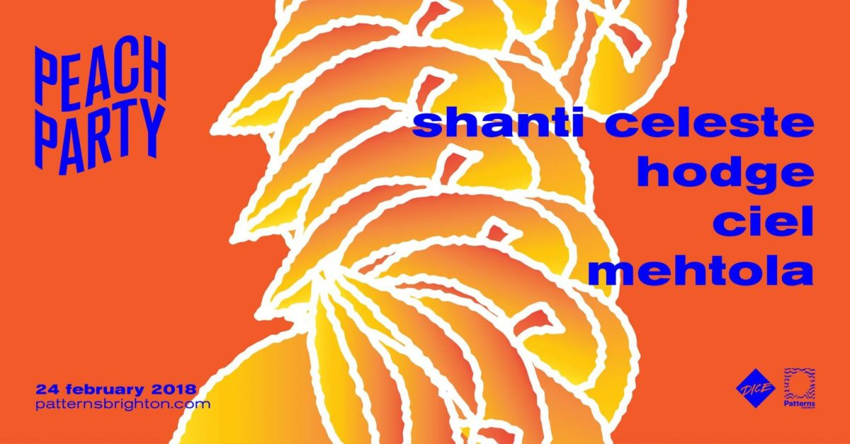 Shanti Celeste's Peach Party #1 with Hodge & Ciel