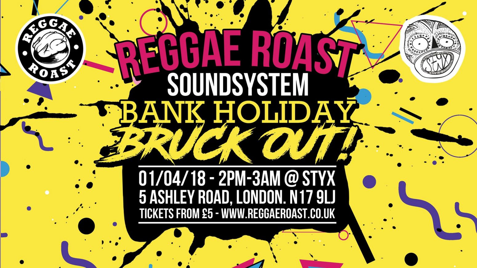 Reggae Roast 2018
