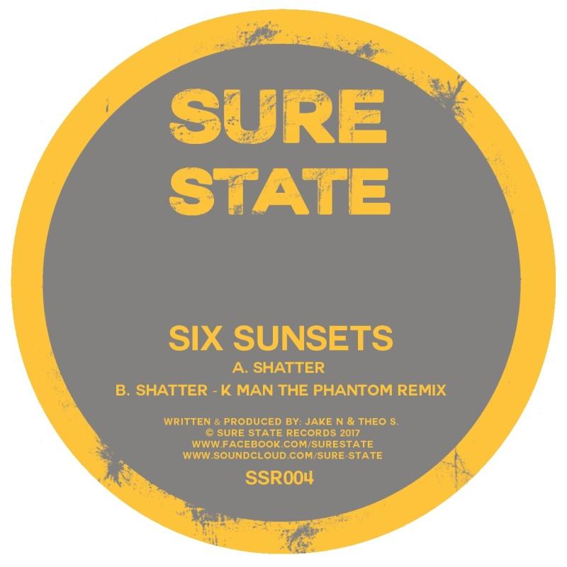 Six Sunsets - Shatter / K Man Remix [SSR004]