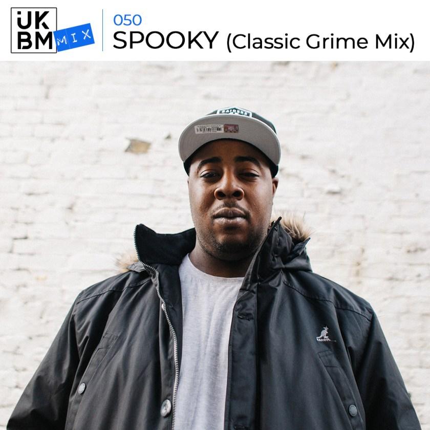 UKBMix050 Spooky