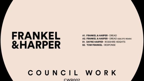 Frankel & Harper - Dread EP