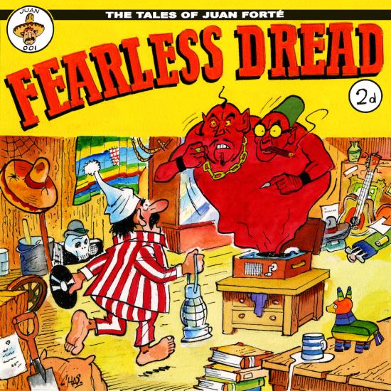 Fearless Dread - N4